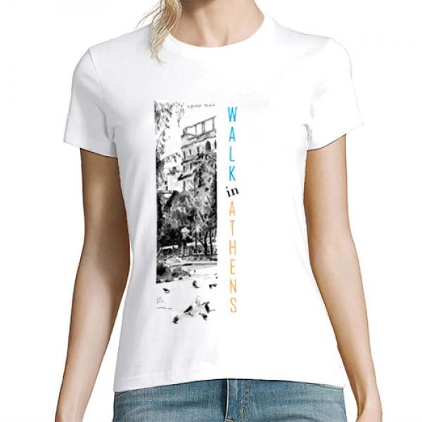 ΑΚΡΟΠΟΛ ΠΑΛΛΑΣ | Τ-shirt Γυναικείο