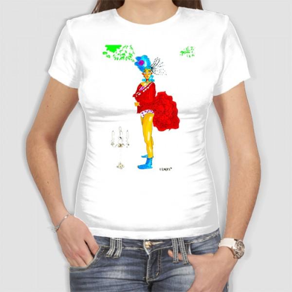 Ευγενής Δύναμη | Τ-shirt Γυναικείο