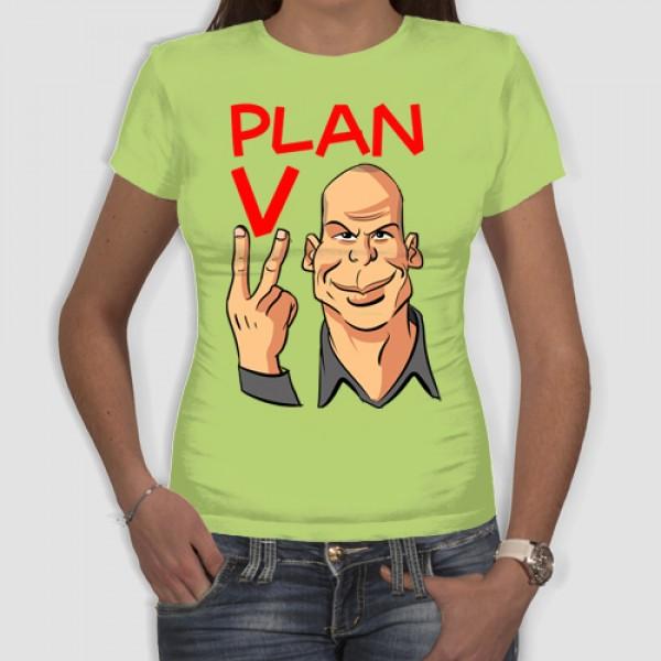 Plan V | Τ-shirt Γυναικείο
