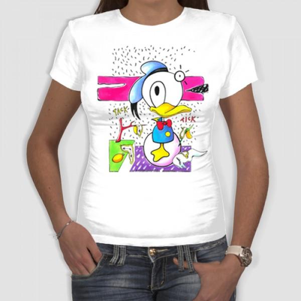 Salvador Donald | Τ-shirt Γυναικείο