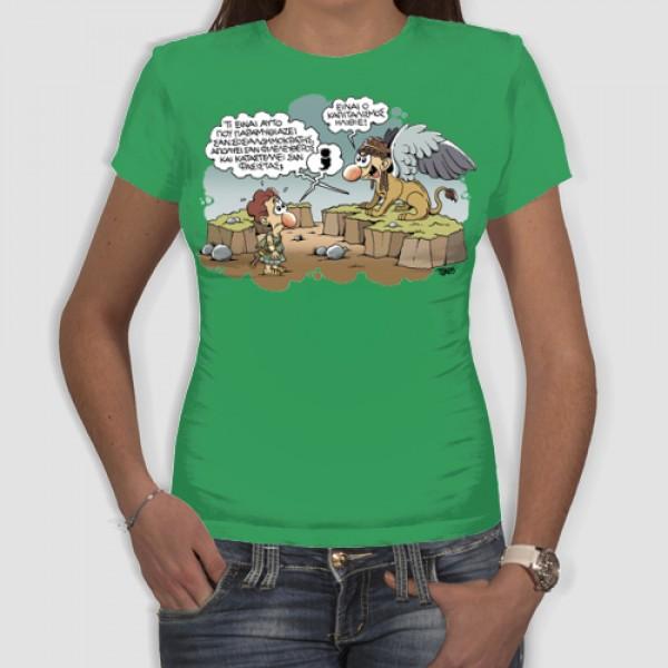 Σφίγγα | Τ-shirt Γυναικείο