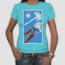 Summer Breeze | Τ-shirt Γυναικείο