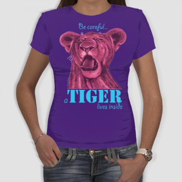 Tiger | Τ-shirt Γυναικείο