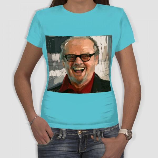 Τζάκ Νίκολσον | Τ-shirt Γυναικείο