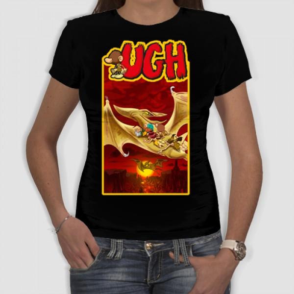 Ugh3 | Τ-shirt Γυναικείο
